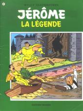 Jérôme -70- La légende