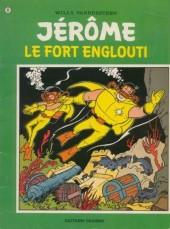 Jérôme -85- Le fort englouti