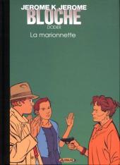 Jérôme K. Jérôme Bloche -17TL- La marionnette