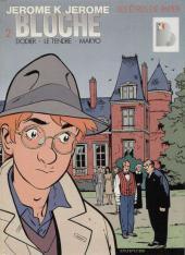 Jérôme K. Jérôme Bloche -2b1989- Les êtres de papier