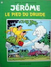 Jérôme -59- Le pied du druide