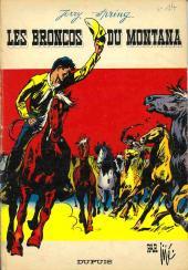 Jerry Spring -14- Les broncos du Montana