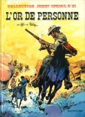 Couverture de Jerry Spring -21- L'or de personne
