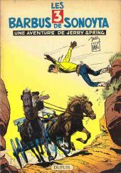 Jerry Spring -8- Les 3 barbus de Sonoyta