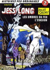 Jess Long -2- Les ombres du feu - L'évasion