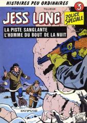 Jess Long -3- La piste sanglante - L'homme du bout de la nuit