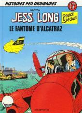 Jess Long -17- Le fantôme d'Alcatraz