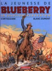 Blueberry (La Jeunesse de) -10Ind1- La Solution Pinkerton