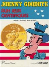 Johnny Goodbye -51- Aux Jeux Olympiques