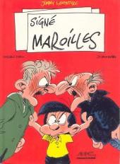 Jimmy Laventure (Une aventure de) -2- Signé Maroilles