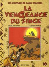 Jimmy Tousseul -10- La vengeance du singe