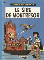 Johan et Pirlouit -8e- Le sire de Montrésor