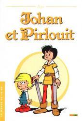 Johan et Pirlouit -MBD19- Johan et Pirlouit - Le Monde de la BD - 19