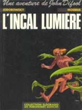 L'incal - Une aventure de John Difool -2- L'Incal lumière
