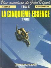 L'incal - Une aventure de John Difool -6- La Cinquième Essence - 2e partie - La Planète Difool