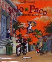 Jojo et Paco -4- Jojo et Paco brouillent les pistes