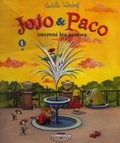 Jojo et Paco -6- Jojo et Paco ouvrent les vannes