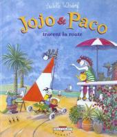 Jojo et Paco -5- Jojo et Paco tracent la route