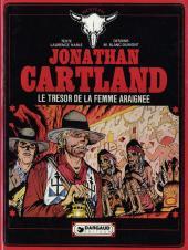 Jonathan Cartland -4- Le trésor de la femme araignée