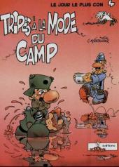 Le jour le plus con -4- Tripes à la mode du camp