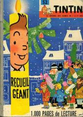 (Recueil) Tintin (Album du journal - Édition française) -52- Tintin album du journal