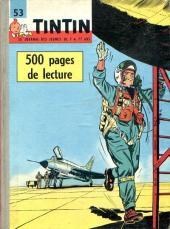 (Recueil) Tintin (Album du journal - Édition française) -53- Tintin album du journal
