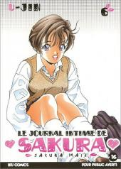 Le journal intime de Sakura -6- Volume 6