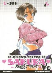 Le journal intime de Sakura -7- Volume 7