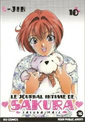 Le journal intime de Sakura -10- Volume 10