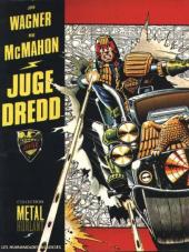 Juge Dredd (Humanoïdes Associés) -1- Juge Dredd