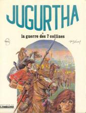 Jugurtha -5- La guerre des 7 collines