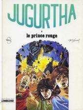 Jugurtha -8- Le Prince rouge
