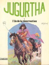 Jugurtha -4- L'île de la Résurrection