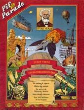 Pif Parade Comique -HS- Jules Verne en bandes dessinées