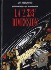 Julius Corentin Acquefacques -5- La 2,333e dimension