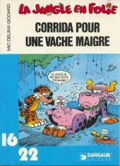 La jungle en folie (16/22) -353- Corrida pour une vache maigre