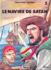 Justin Hiriart -5- Le navire de Satan