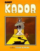 Kador -1- Tome 1