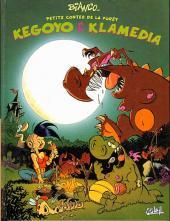 Kegoyo & Klamédia -0- Petits contes de la forêt