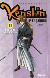 Kenshin le Vagabond -11- Prélude à la chute