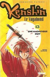 Kenshin le Vagabond -13- Une magnifique nuit