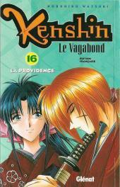 Kenshin le Vagabond -16- La Providence