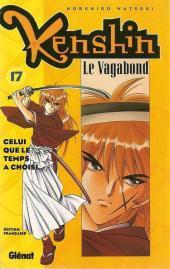 Kenshin le Vagabond -17- Celui que le temps a choisi