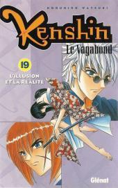 Kenshin le Vagabond -19- L'Illusion et la Réalité