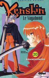 Kenshin le Vagabond -20- Réminiscences