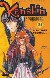 Kenshin le Vagabond -21- Et le temps s'écoula