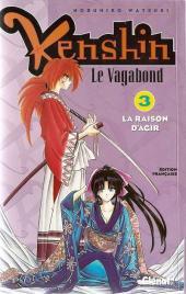 Kenshin le Vagabond -3- La Raison d'agir