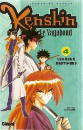 Kenshin le Vagabond -4- Les Deux destinées