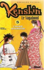 Kenshin le Vagabond -5- L'Avenir du Kenjutsu