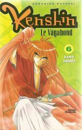 Kenshin le Vagabond -6- Sans souci